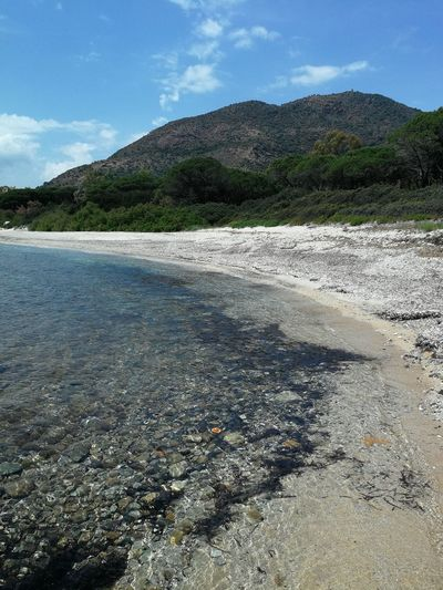 😊 Sardinia Sardegna Italy  Sardinia Sardegna Water Mountain Beach Sand Sky Landscape Cloud - Sky Hot Spring