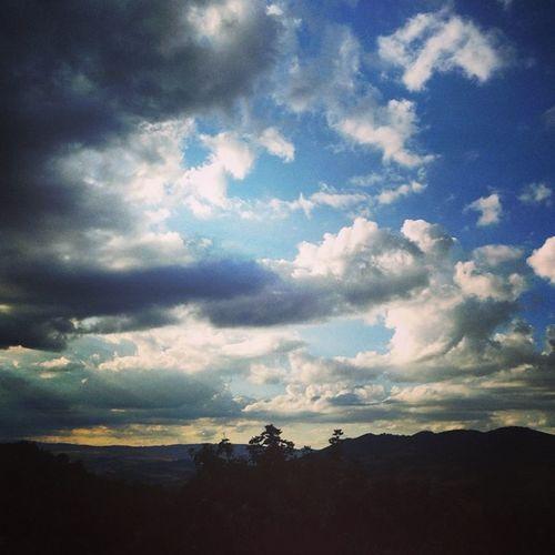 Rivodelmonte Lucania Skyporn Clouds nuvole sky like like4like