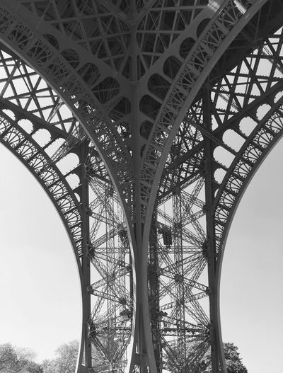 Detail Tour Eiffel Paris The Places I've Been Today B&Bs Grand Adventure Architecture