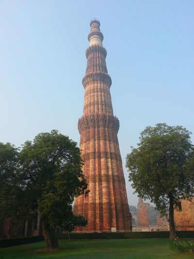 Qutub Minar UENSCO World Heritage Site