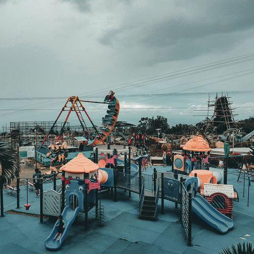 Playground Sea