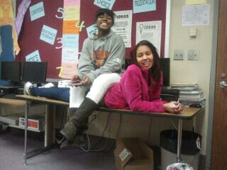 What we do in english (: lol