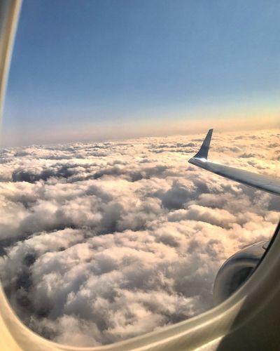 Volando✈️ Bcn Barcelona AirEuropa Avion Canon Canonphotography Photography Photographer Fotografia Fotografo Airplane SPAIN España The Week On EyeEm