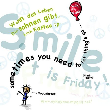 Yeeeaaahh friday Malen Kunst Coffee Comic Art Instagram Love Sketch Friday Worldwide Peace Follow Painting Pic Smile Smily Photo Lustig Follow Me Sketchclub Facebook Knochi Funny Around_the_world Kaffee Photo_of_the_day Like Star