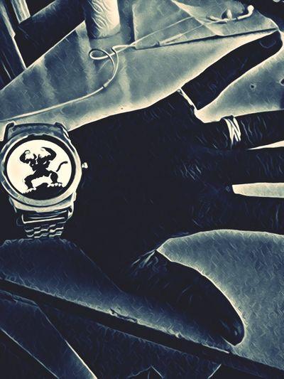 Oozaru Gang Watchestyle Close-up Watchface Dragonball Z Gohan Oozaru Gohan Fullmoon Dark Way Of Life Darkness TheDarkEffect Silver  Ring Dark And Light MeByMe Photo Photo TakenByMe
