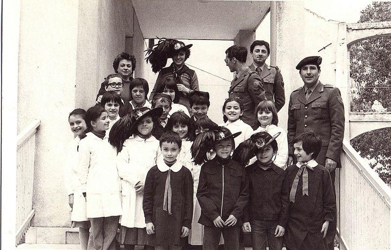 Scuola Toirano Bersagliere Robertooliva Fotoavilo
