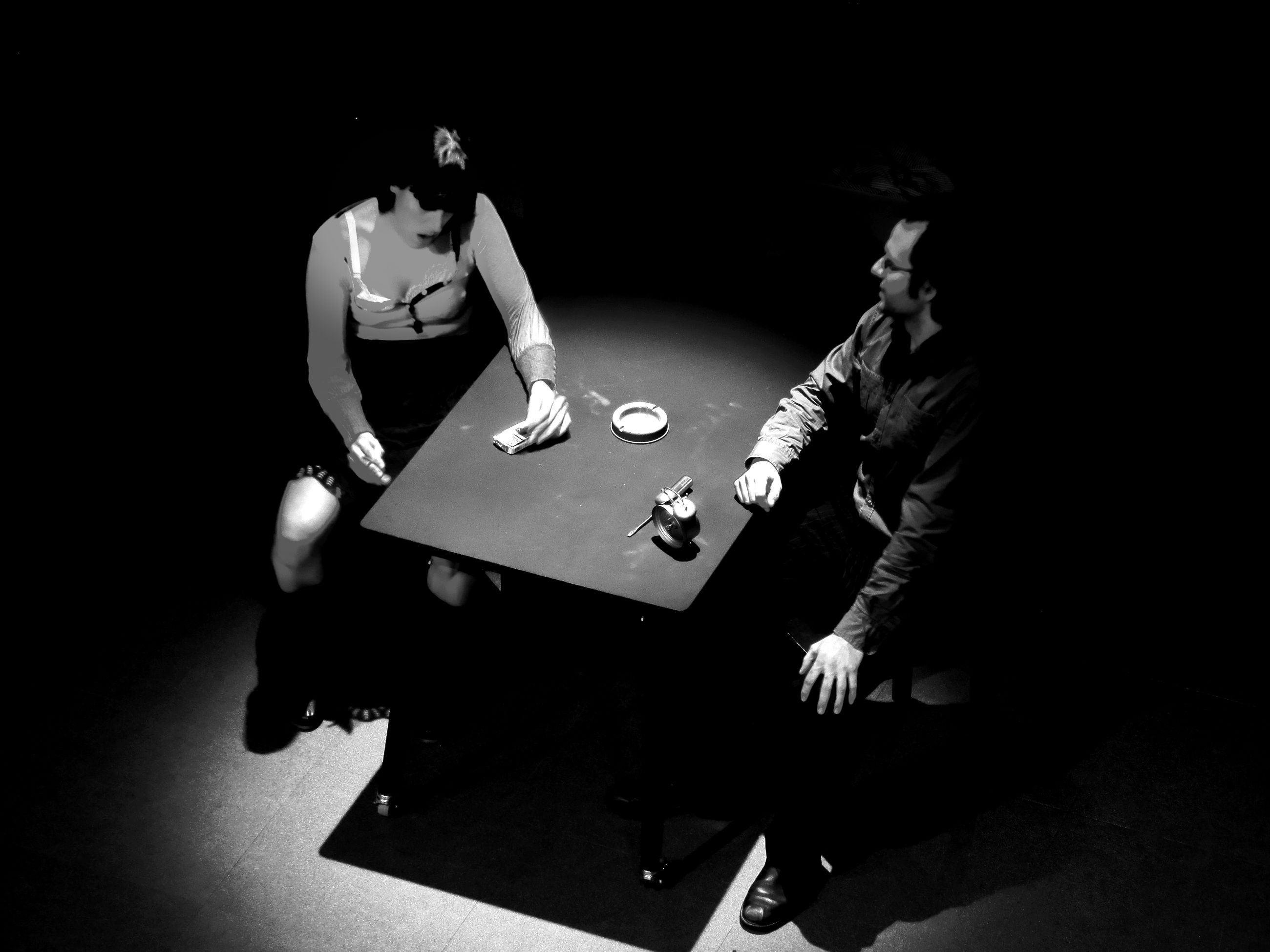 high angle view, adults only, one person, full length, people, one man only, black background, only men, night, adult, indoors, playing, suit, musical instrument, pool ball, pool - cue sport, pool table, snooker