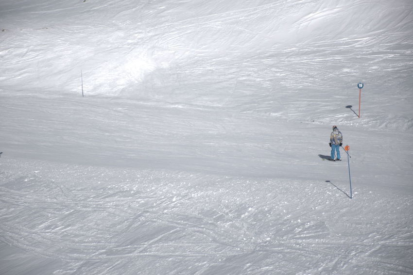 Skiing in Ordino-Arcalis (Andorra) Snow Winter Cold Temperature Winter Sport Leisure Activity Sport Mountain Vacations Day Environment White Color Scenics - Nature Mountain Range Snowcapped Mountain Outdoors Adventure Skiing