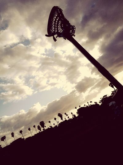 It was perfect weather, in San Diego, for an east coast sport. Lacrosse Creators Game Medicine Game All Lax All The Time