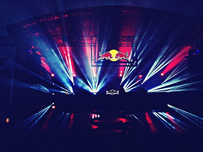 Awesome Concert Klangkarussell Red Bull