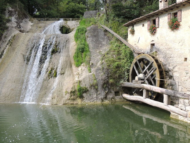 Molinetto Della Croda Alternative Energy Beauty In Nature Built Structure Day Fuel And Power Generation Hydroelectric Power Motion Nature No People Old-fashioned Outdoors Scenics Water Water Wheel Waterfall Watermill Watermills Wheel
