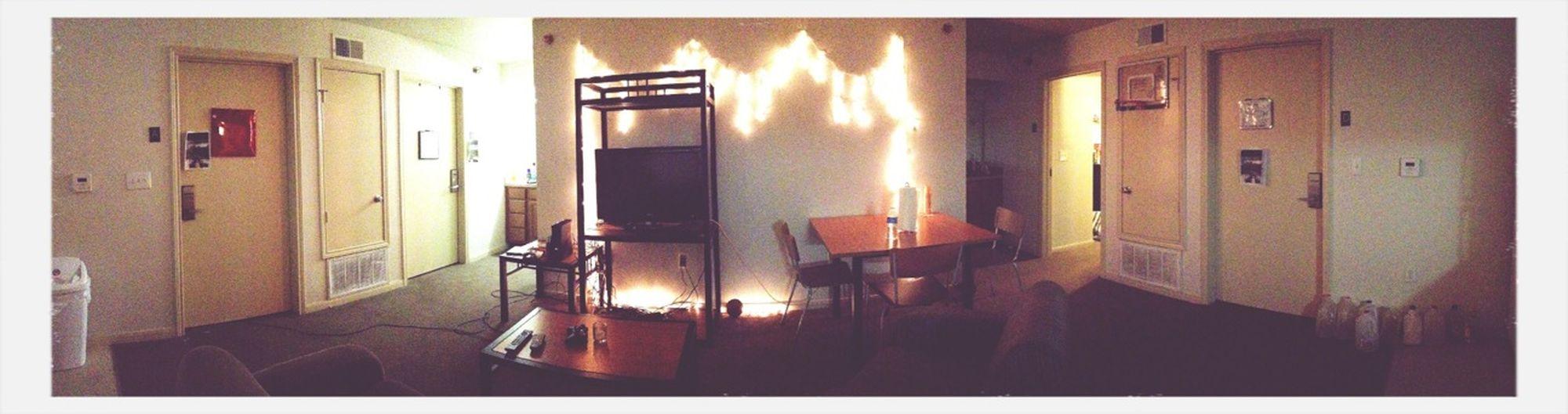 In My Dorm
