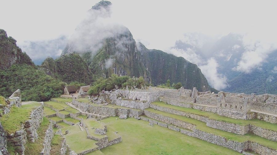 Machu Picchu Peru 2014 Mountains Instagrams Green I WAS HERE