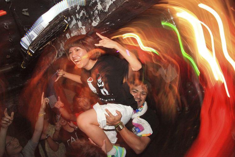 スナップ Colorful Naha City Okinawa Japan 沖縄 日本 Dj Event Party