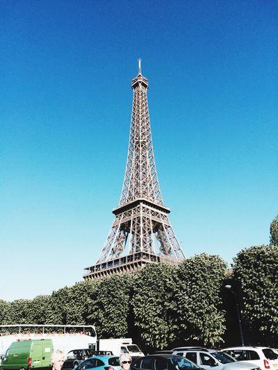 Paris Paris By Night Tour Eiffel Mylover❤