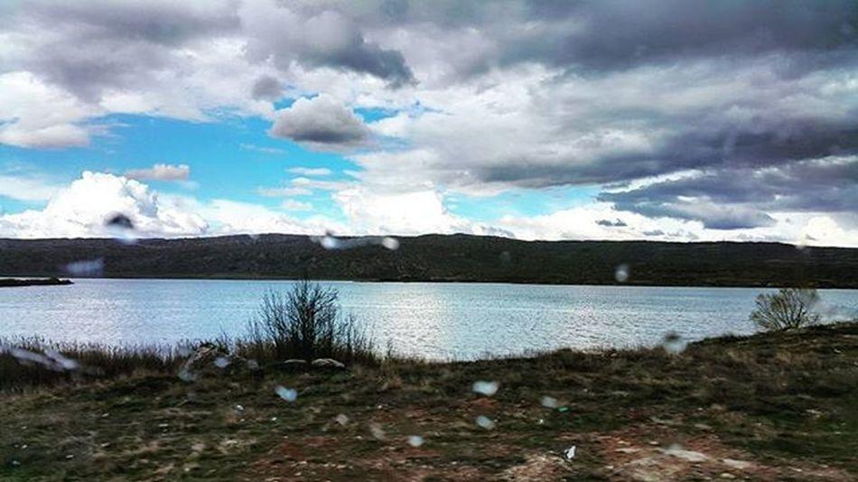 Göl Yollar Yağmur