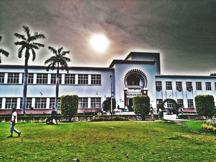 Maulana Azad Library. AMU india Check This Out