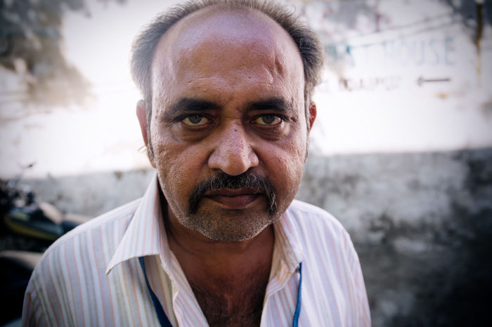 Portrait of an Indian Gentleman Adult Character Charming Face Friendly Head And Shoulders Headshot Hello India Indian Intimate Men Moustache One Man Only One Person Only Men Portrait Portrait Of A Man  Portraiture Street Portrait Travel Travel Destinations Traveling Up Close Up Close Street Photography The Portraitist - 2017 EyeEm Awards