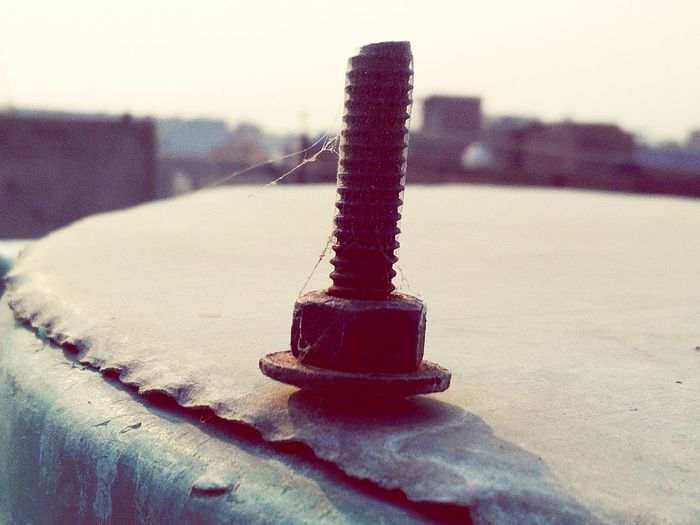 Close-up Simplicity Man Made Object
