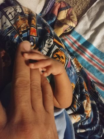 Promise of a new beginning Babyboy New Beginnings Human Hand Close-up