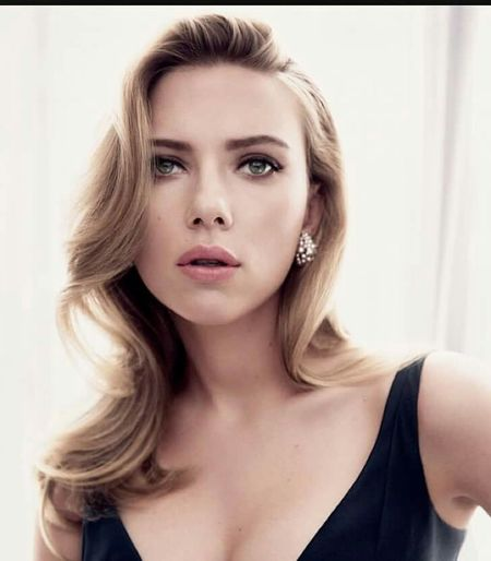 Happy Birthday My Idol Scarlett Johansson First Eyeem Photo
