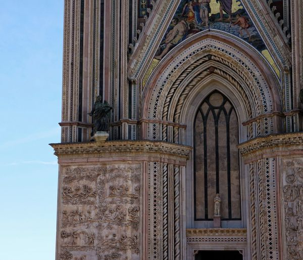Orvieto, Italy Travel Travel Photography Traveling Arch Architecture Building Exterior Built Structure Day History Italian Italy No People Orvieto Outdoors Place Of Worship Religion Sky Spirituality Travel Destinations