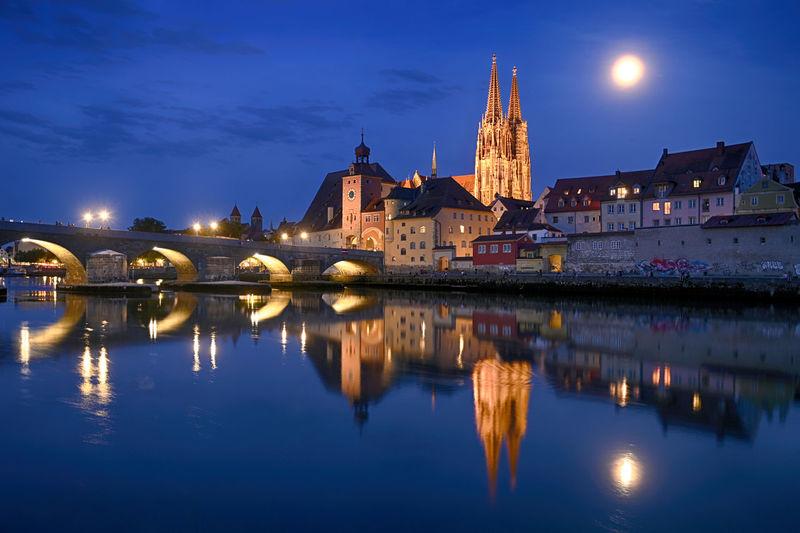 Regensburg at