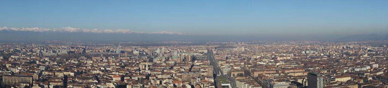 Wide panoramic
