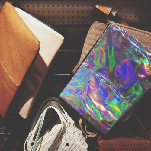 Holographic Pull&bear