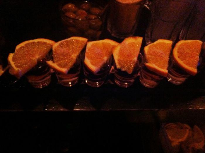 Drinks at Pasteur Drinks