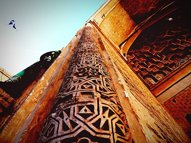 VSCO Check This Out Ancient City Trip Photo Hello World Popular Photos Asian Culture Iranan Architecture Ancient Architecture Light And Shadow