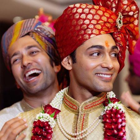 @nakuulmehta at @ruslaanmumtaz & @niralirm's wedding by Strange Sadhu Weddings India Incredible India Wedding Fairytale  Groom Ruslaan RuslanMumtaz Coloursofindia Weddingdecor Wedding Gujratiweddings IndianWedding Weddingseason Weddingphotography Artisticphotography CandidWeddings Weddingfilms Top20 Top5 Indianactors Indianmodels Indiantelevision Starplus @StarPlus Nakuul Nakuulofficial nakuumehta @ayushdas pkdh jlz handsomemen menatweddings