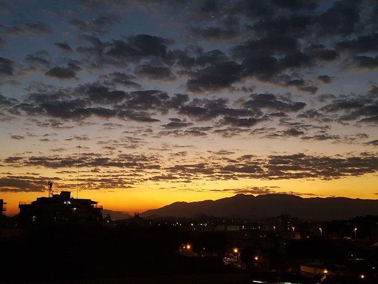 Fimdetardebrazil Riodejaneiro Zonaoeste Cidademaravilhosa Céus E Nuvens Dramatic Sky Nature Urban Skyline