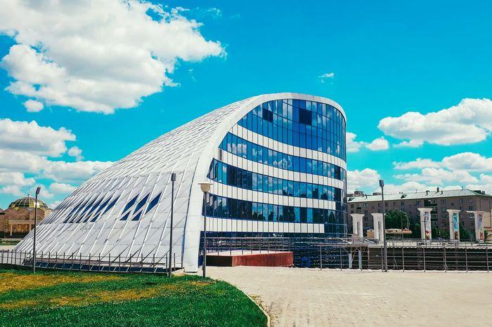 Architecture First Eyeem Photo Uralsk Kazakhstan🇰🇿