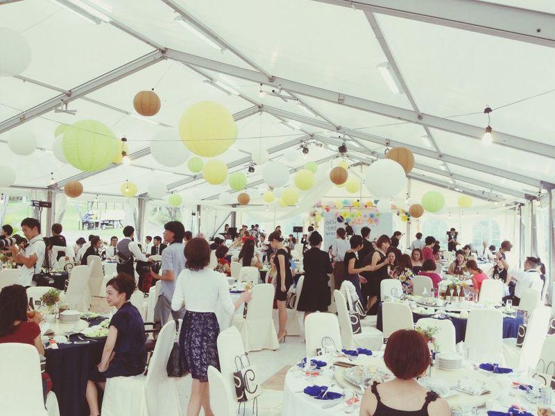 Wedding party @東南植物楽園 OKINAWA, JAPAN 東南植物楽園
