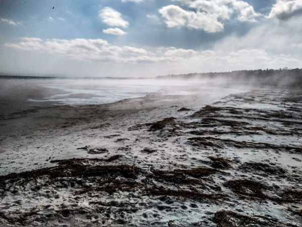 Beach Beachphotography Landscape Beauty In Nature Tranquility Water No People Sea Cloud - Sky Sand Sand Dune Sand & Sea Travel Destinations Denmark Wind Poetic Scenics Horizon Over Water Day Mood Moody Moody Weather Beautiful Nature Nature Outdoors