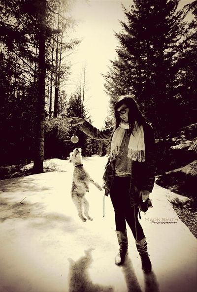 Winter Walks in 35mm Film. Whistler, BC Winter White By CanvasPop