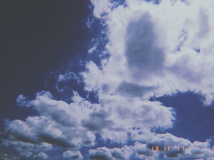 Cloud - Sky Sky Dramatic Sky Nature Scenics Blue Outdoors No People Beauty In Nature Rural Scene Mountain Day Storm Cloud