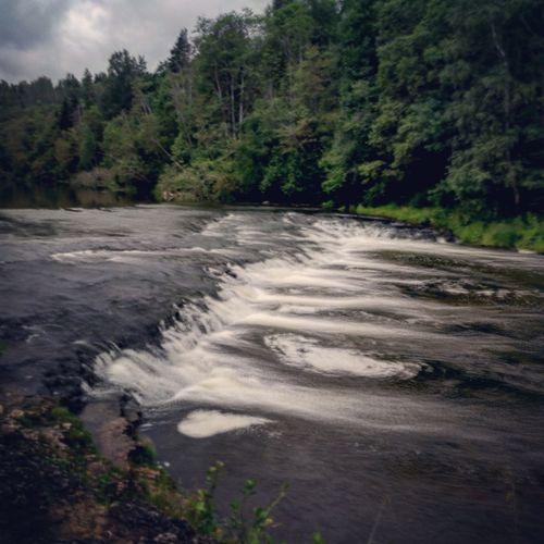 Waterfall latvia Abavas Rumba Abava Latvijasdaba
