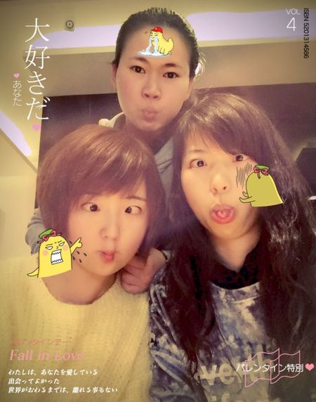 Enjoy happy time with my friends ??? Enjoying Life Taking Photos That's Me Selfie ✌ Funny Lovely Naughty Girls