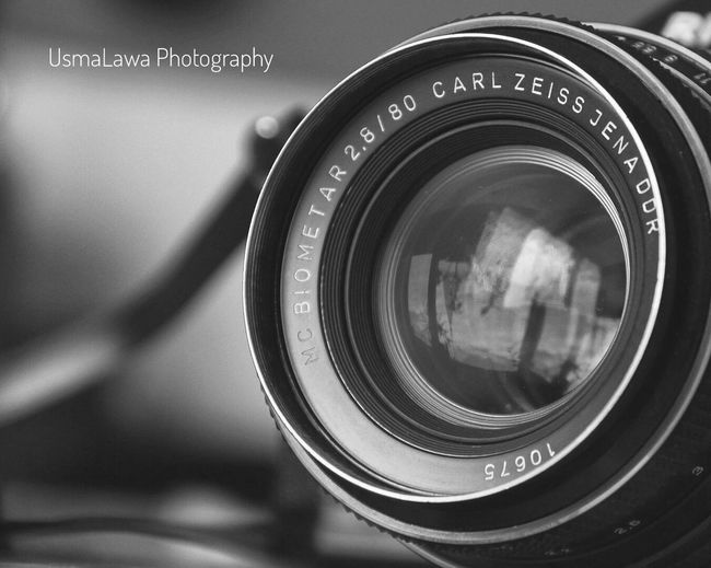 Close-up Camera - Photographic Equipment Photography Themes Digital Camera Technology Photo Lens Photography Andwhite