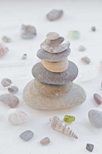 Rock garden ArtWork Creativity Decor Natural Nature Nature Collection Rock Stacking Rocks And Minerals Creativity Has No Limits Crystals Elements Living A Creative Lifestyle Meditation Garden Mindfulness Rocks Shells Stack Stacked Stacking Rocks And Pebbles Stacking Stones Stones White Wood Backgrounds Yoga Decorations Zen Garden Concepts And Images