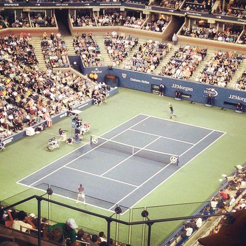 Federer!!! <3 Usopen