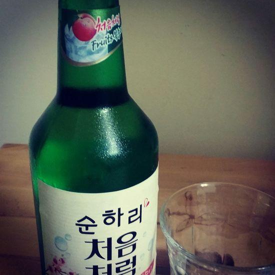 姐喝ㄉ不是酒·是生活° Shochu 韓國 Enjoying Life Drink Love It My Lifestyle