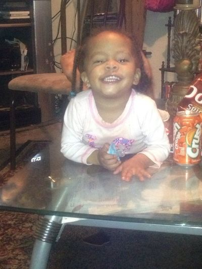 Told her smile nd she said Diamond.. Lol