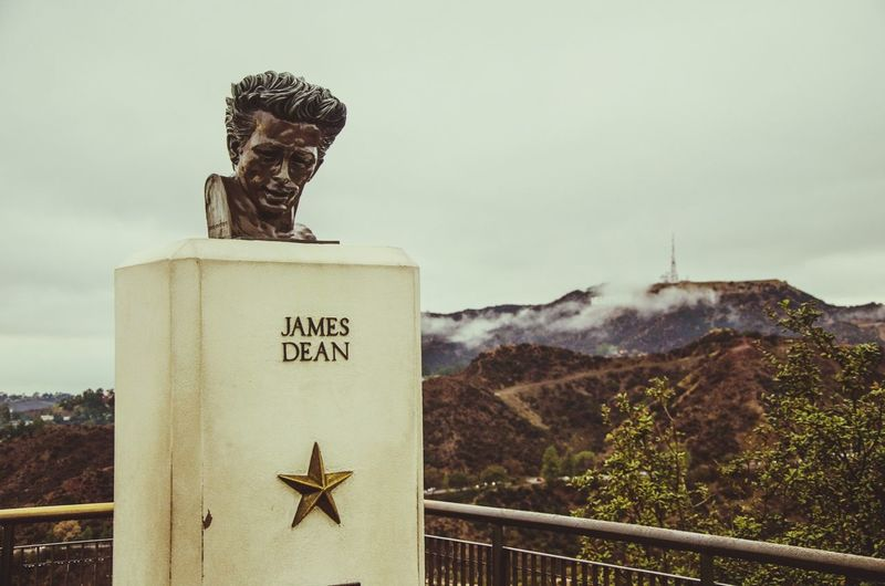 James Dean and