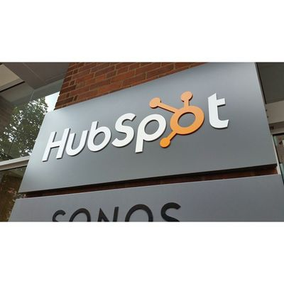 Awsome visit to @hubspot hq while at Inbound14