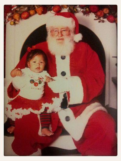 Santa pictures take 2!