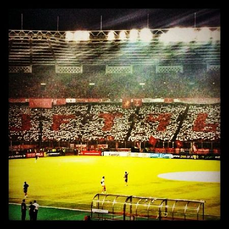 Papers beauty! JFT96 Lfc Tour INDONESIA 2013