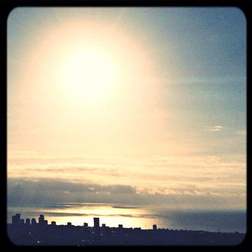 Morning Saturday SunPark